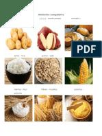 Alimentos compatibles