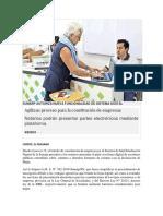 SUNARP AUTORIZA NUEVA FUNCIONALIDAD DE SISTEMA DIGITAL