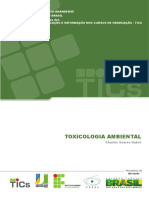 Instituto-Federal TOXICOLOGIA AMBIENTAL - Apostila_toxicologia_ambiental