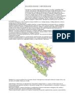 Geologija Bosne i Hercegovine