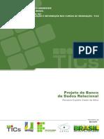 Instituto-Federal Projeto de Banco de Dados Relacional - Pbdr