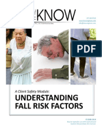 Fall Risk Factors for the Learner 1
