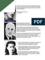 Biografía Artistas guatemaltecos