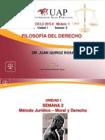 Filosofia Derecho II