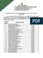 Resultado - Curso de Libras Módulo Básico – 3ª e 5ª Feiras Vespertino