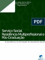 Serviço Social e Residência em Saúde
