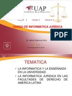 INFORMATICA JURIDICA 8
