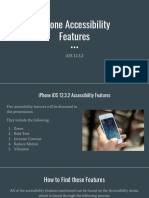 iphone accessibility features
