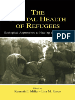 Kenneth E. Miller, Lisa M. Rasco - The Mental Health of Refugees_ Ecological Approaches to Healing and Adaptation (2004)