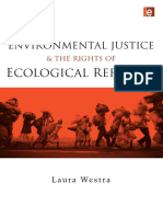 Laura Westra - Environmental Justice and the Rights of Ecological Refugees (2009)