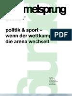 Hammelsprung Sport Ausgabe 3