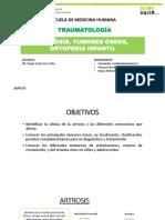 Artrosis Tumores Oseos Ortopedia Infantil