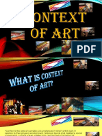 Context of Art..Palconit
