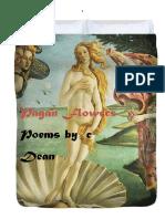 Pagan Flowers-erotic poetry