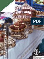 Make Money by Growing Mushrooms