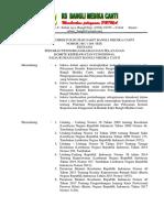 Kebijakan Pengorganisasian Kkf Rs Bmc