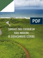 Cartilha_GERCO - Bahia - Caminhos Para Construir Um Plano Municipal de Gerenciamento Costeiro