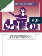 Conductor Book