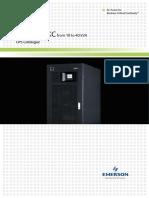 UPS Catalogue