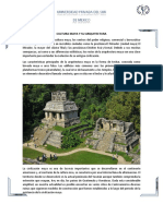 Cultura Maya y Su Arquitectura