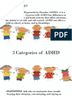 What's ADHD in the Classroom