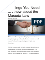 8 Things You Need to Know About the Maceda Law