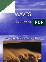 Seismic Waves 1