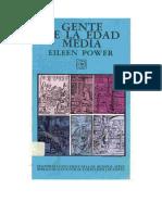 Eileen Power, Gente de La Edad Media