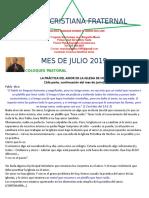 Periodico Mes de Julio 2019