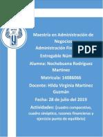 Entregable # 1 Administración Financiera Nochebuena Rodríguez