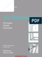 Dry construction