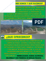 Propuesta Tecnica de Forestacion