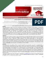 Uso de Benzodiazepínicos Como Automedicação