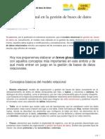 [S2] Modelo Relacional en La Gestión de Bases de Datos-convertido Para Aula