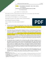 European Commission Regulation (EC) No 517-2014_F-Gas Regulation