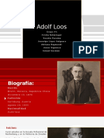 Adolf Loos, Historia II