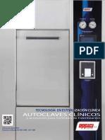 Catalogo de Autoclaves en Espanol 2013
