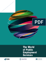 The World of Public Employment Services