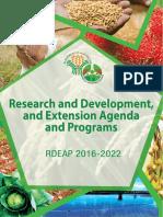 RDEAP 2016-2022