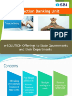 State Govt Products - TBU