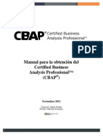 CBAP-Handbook 2012 Spanish v31