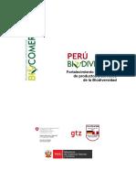 Biocomercio Peru Estrategia Peru Biodiverso