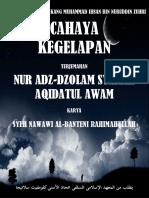Terjemahan dan Teks Kitab Nur adz-Dzolam Syarah Aqidatul Awam Syeh Nawawi a.pdf
