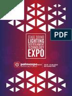 PALM Expo 2019 Brochure
