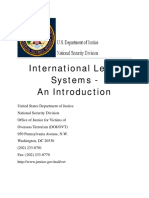 International Legal Systems Guide