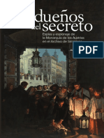 LOS DUEÑOS DEL SECRETO