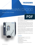 Flyer Controller DX200 E 03.2017