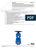 Knife Gate Valve - AVKCMS