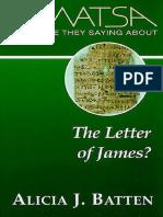 The Letter of James, Alicia Batten
