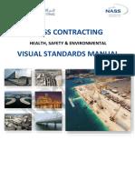 HSE Visual Standards Manual Rev 00 (Template)